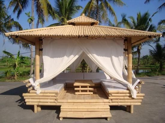 mobilier en bambou pergola gazebo bambou pergola bois. Black Bedroom Furniture Sets. Home Design Ideas
