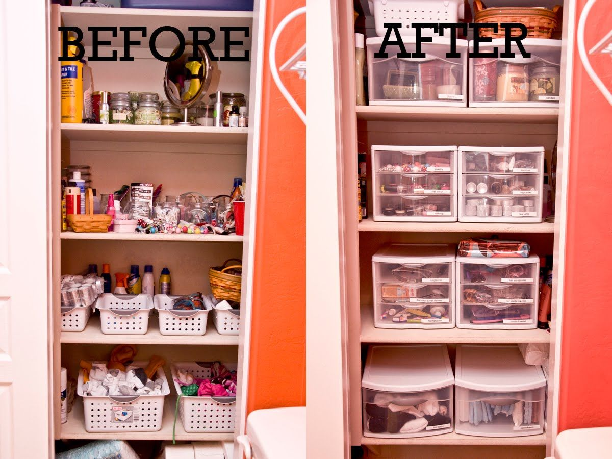 Home organization before and after cleaning organizing Organizing home