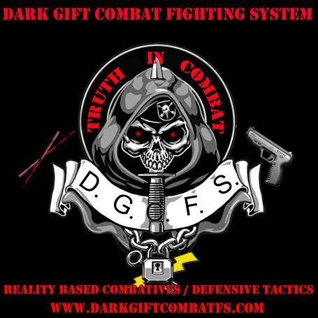 D.G.C.F.S (DARKGIFT COMBAT FIGHTING SYSTEM LOGO) www.darkgiftcombatfs.com