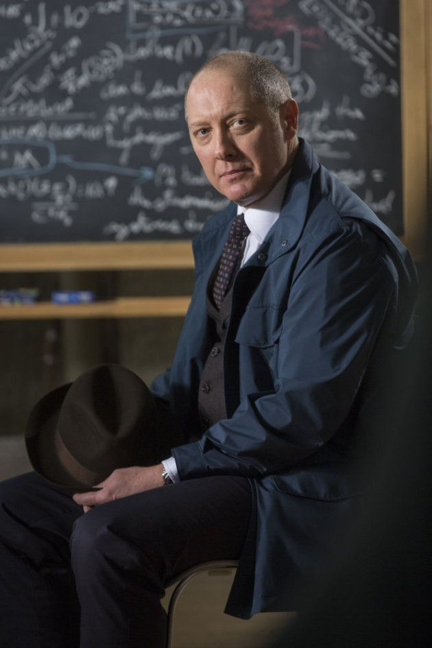 The Blacklist Love For Red Reddington James Spader As Raymond