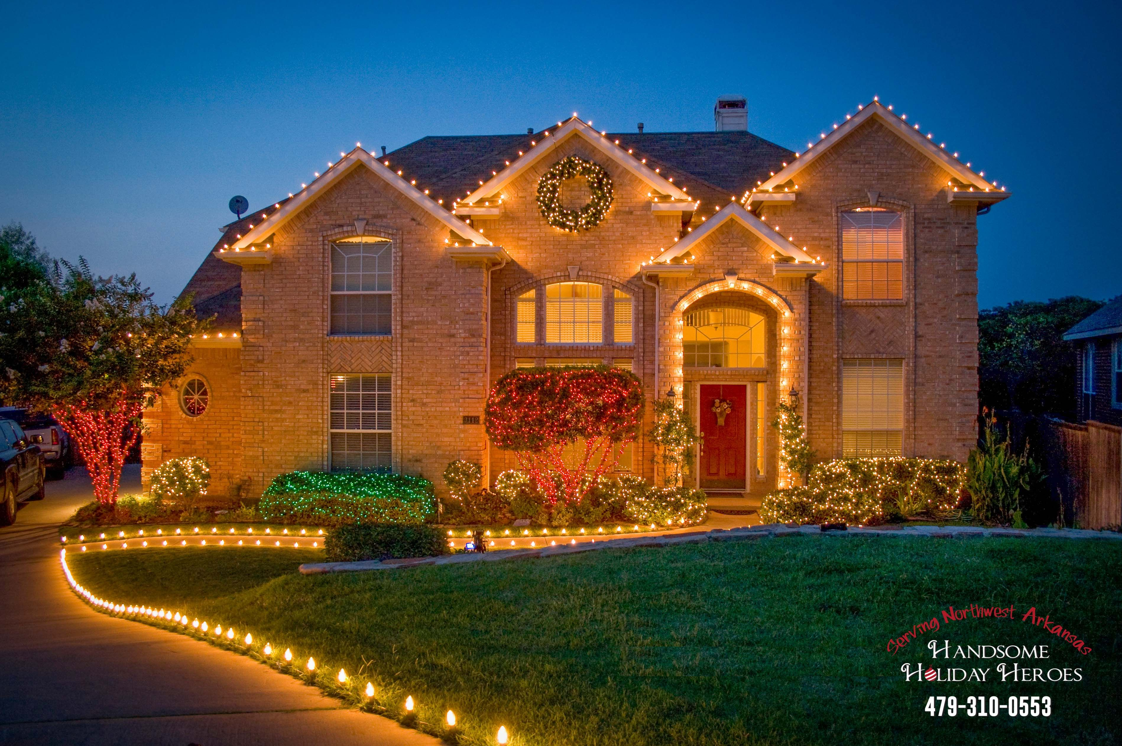Fayetteville Christmas Light Installation Professional Christmas Lights Christmas Light Installation Outdoor Christmas Lights