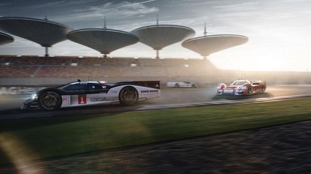 Porsche greenlights virtual concept racer for Gran Turismo
