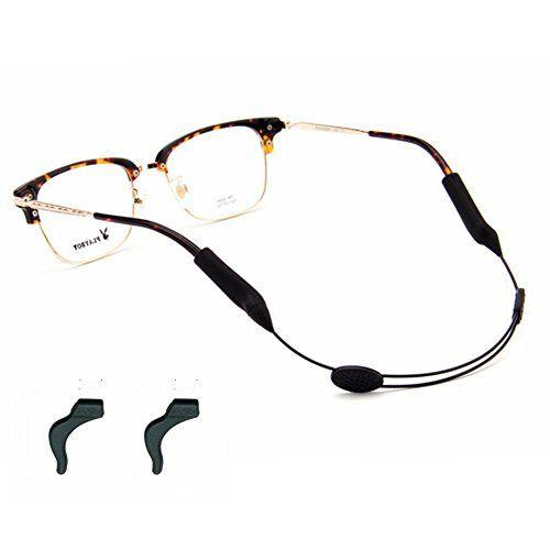 Yalexin Yalex Eyeglasses Strap Adjustable Eyewear Lanyard