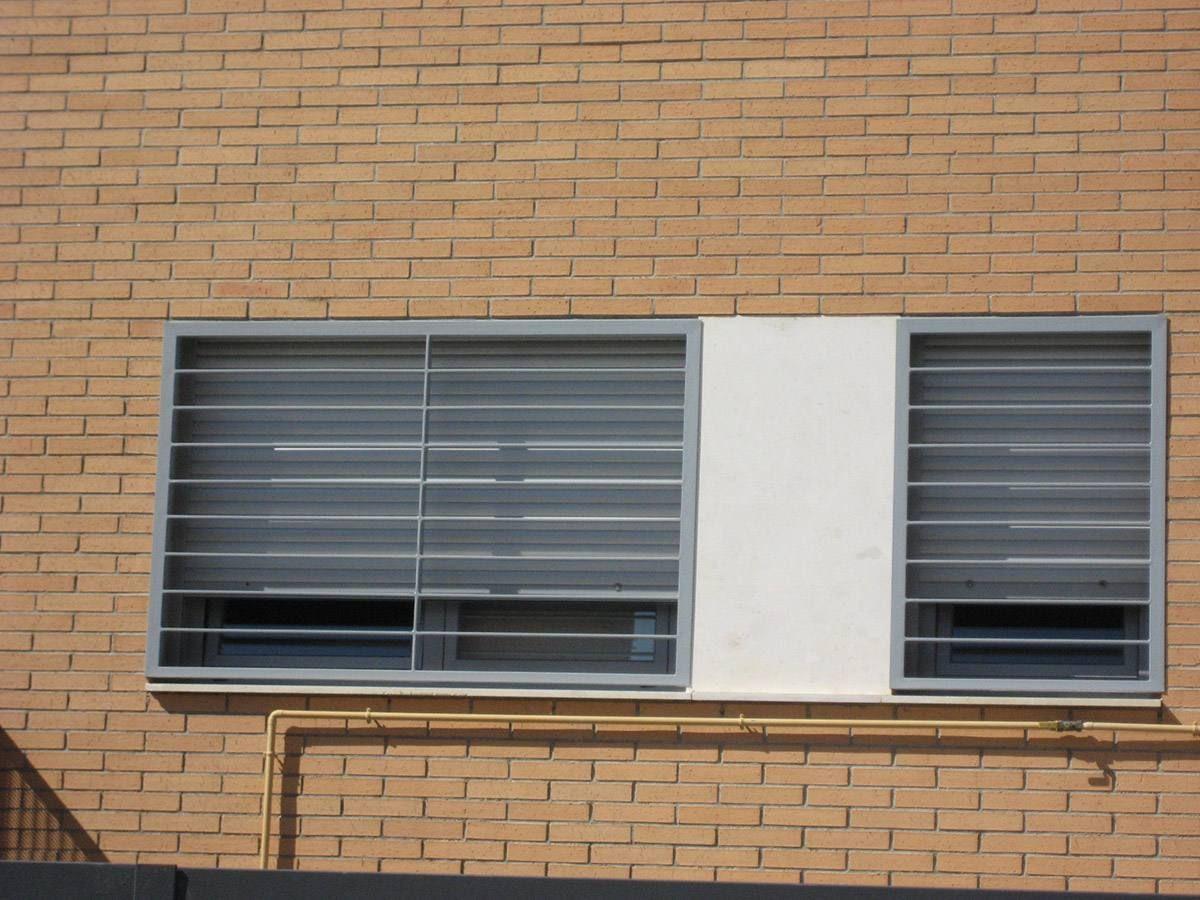 Rejas para ventanas modernas   Arq   Pinterest   Rejas, Minimalistas ...