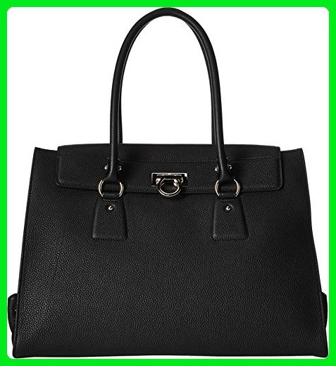 c39e7e53c504 Salvatore Ferragamo Women s 21F267 Lotty Nero Satchel - Satchels ( Amazon  Partner-Link)