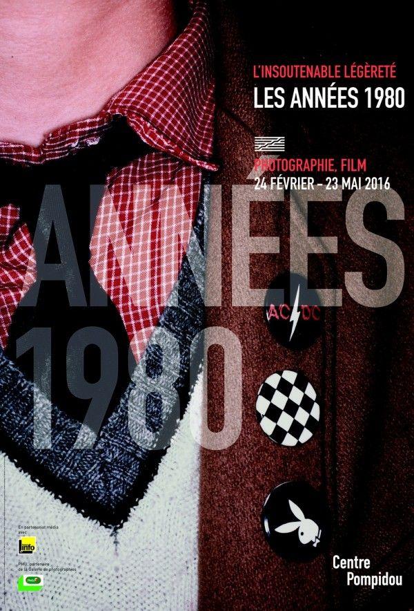 """La présentation de l'exposition temporaire """"L'insoutenable légèreté des années 80"""" est à explorer en cliquant sur le lien suivant (ou sur l'image) > https://www.centrepompidou.fr/cpv/resource/cKbrEqE/r6Xed7n"""