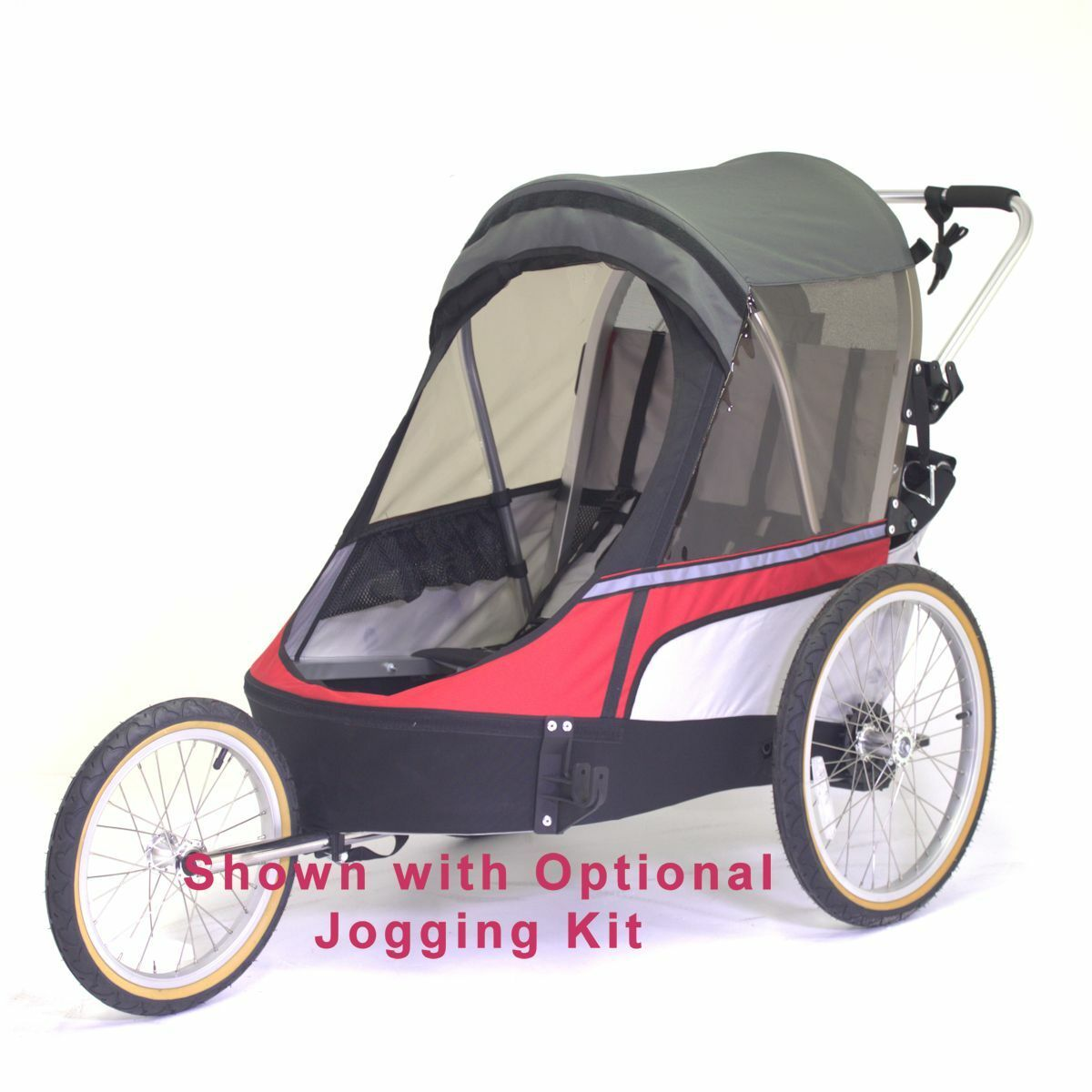 Large Special Needs Bike Trailer Wike The Walk and
