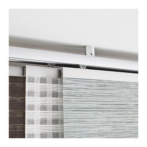 kvartal ceiling fixture ikea for mounting kvartal track rail to the ceiling no visible screws. Black Bedroom Furniture Sets. Home Design Ideas