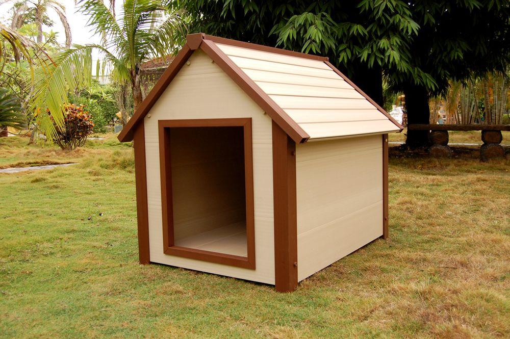 ECOH501XLHiR™ Insulated Dog House The XL Insulated Dog