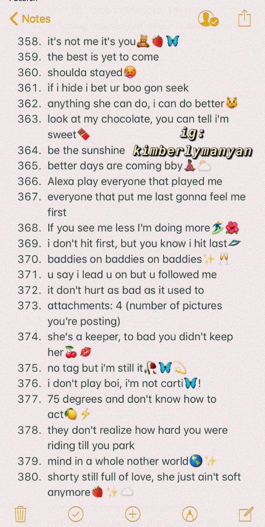 Instagram Bio Ideas Aesthetic Instagram Caption Lyrics Instagram Quotes Instagram Captions For Selfies