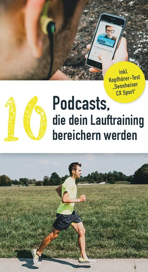 Photo of Headphones on: These 10 podcasts will improve your running training