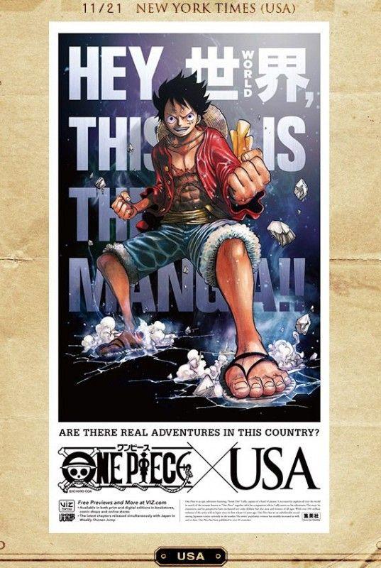 Inilah 47 Ilustrasi Eksklusif Keren One Piece Yang Dibuat