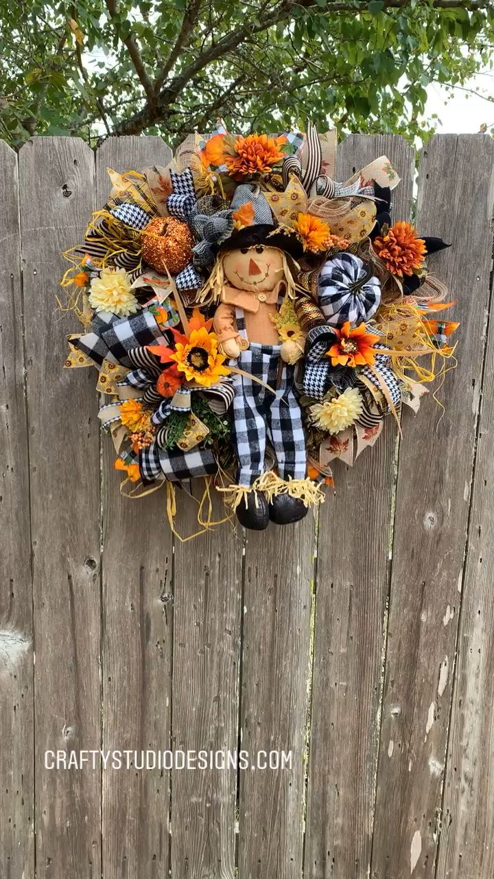 Photo of Autumn wreath, Thanksgiving wreath, thankful decor, # wreaths, # fall wreaths