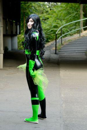 kim possible shego cosplay
