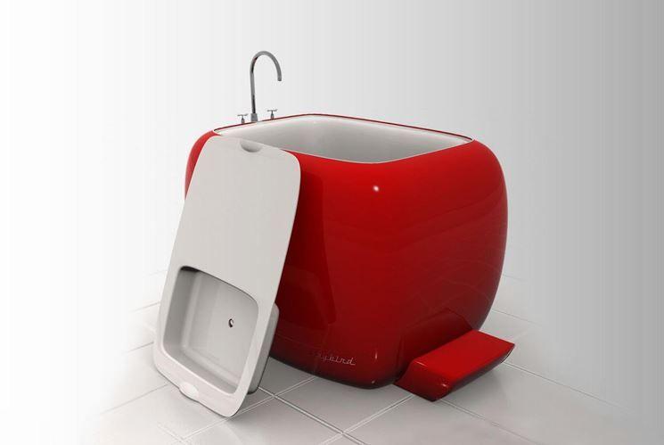 Vasca Da Bagno Resina Piccola : Vasca da bagno piccola architettura bagno bagno