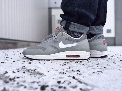 Nike Air Max 1 Hyperfuse 'Reflective Silver' (by Hermann