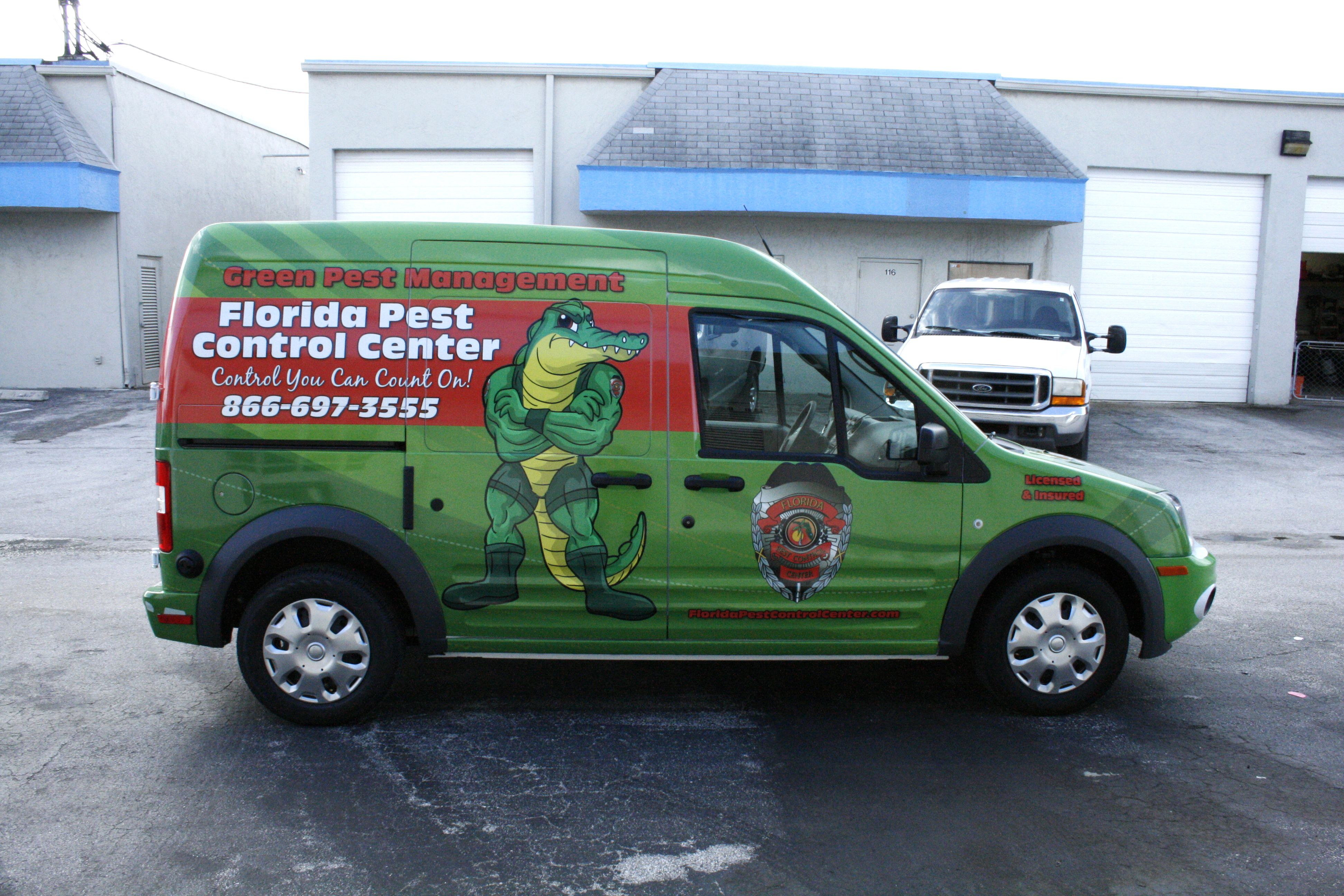 Fort Lauderdale Ford Transit Connect 3m Vinyl Wrap Http Www