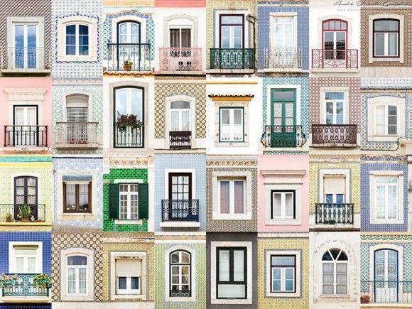 そこには文化があり個性がある ヨーロッパ各地のドアと窓の違いが判る