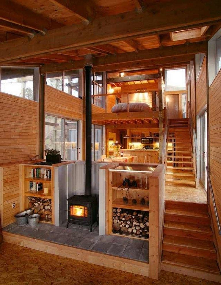 ✔52 cozy tiny houses that you must check 38 #tinyhouses
