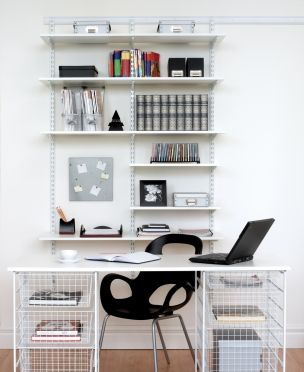 images about littleus home officeus on pinterest mesas office spaces and shelves