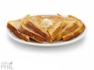 How To Make French Toast Food Make French Toast Food Png