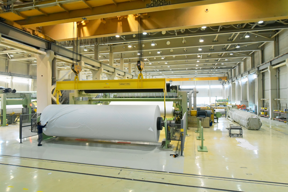 Hardayal Engineering is one of the expertise in Paper