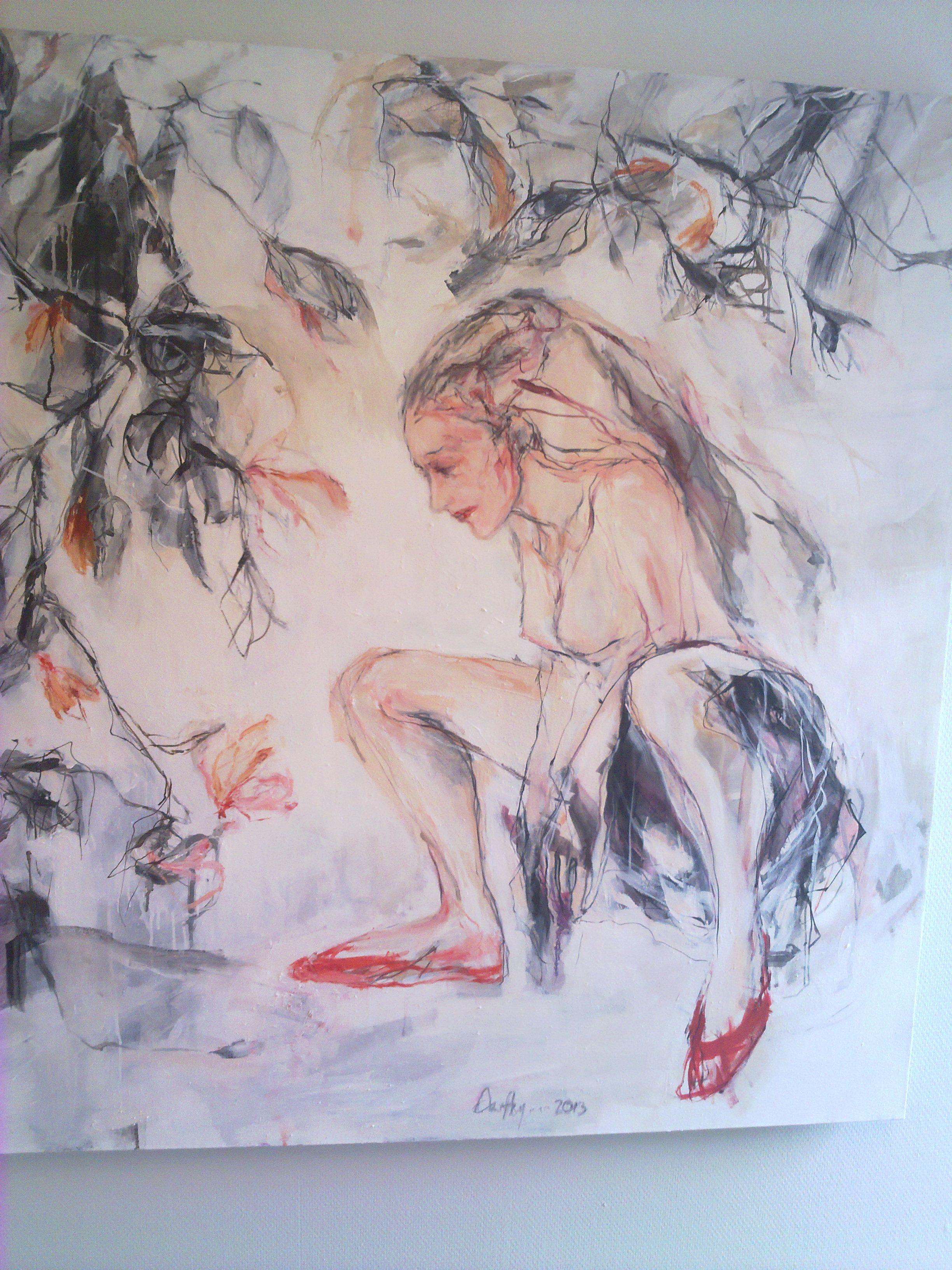 Anne Hyvönen: Rukousten puutarha (garden of prayers)