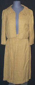 Adele Simpson Linen 60's Suit