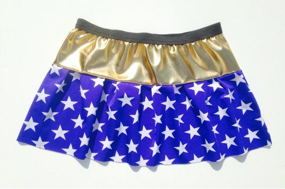 Wonder Woman inspired running skirt only | Products