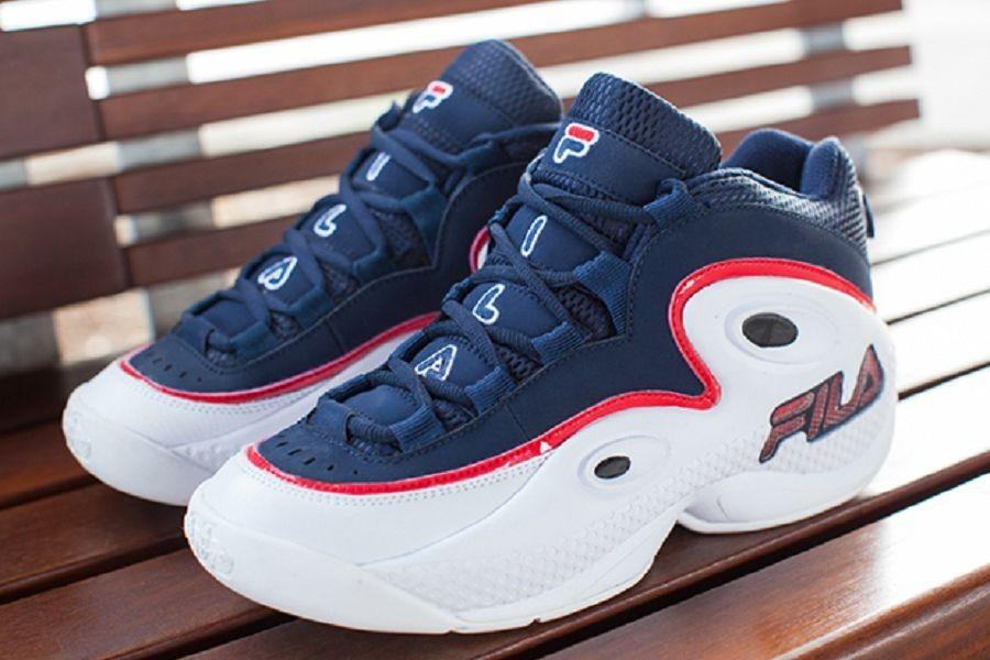 online retailer 1494e 2eff1 Image result for Fila Grant Hill III Zapatillas Transparentes, Zapatos  Fila, Calzado Nike,