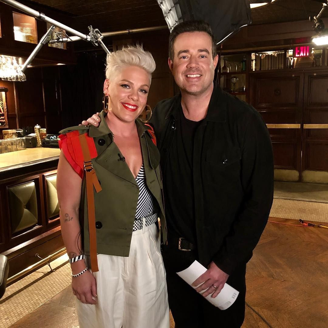 Finally Got To Sit Down Catch Up With Pink After Nearly 20
