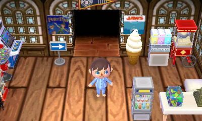 Movie Theater From Cosmic Dream Address 6000 3337 2258 Avec