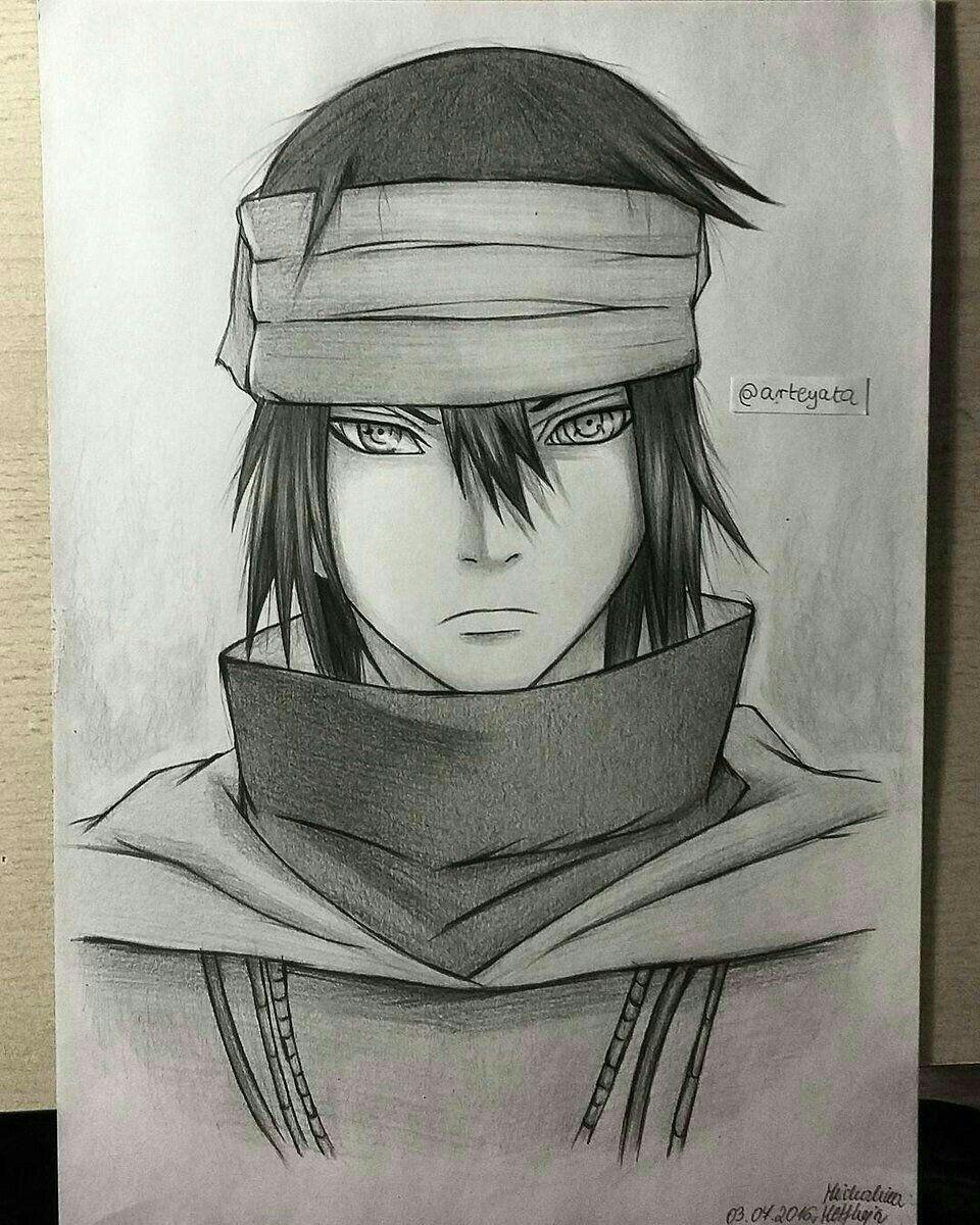 Sasuke • uchiha • the last