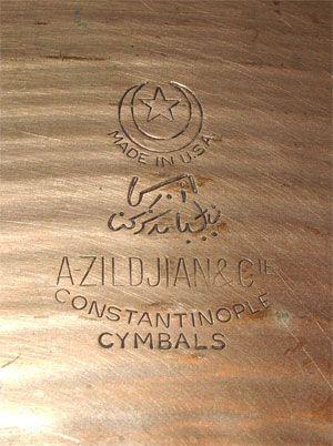 dating old zildjian cymbals)