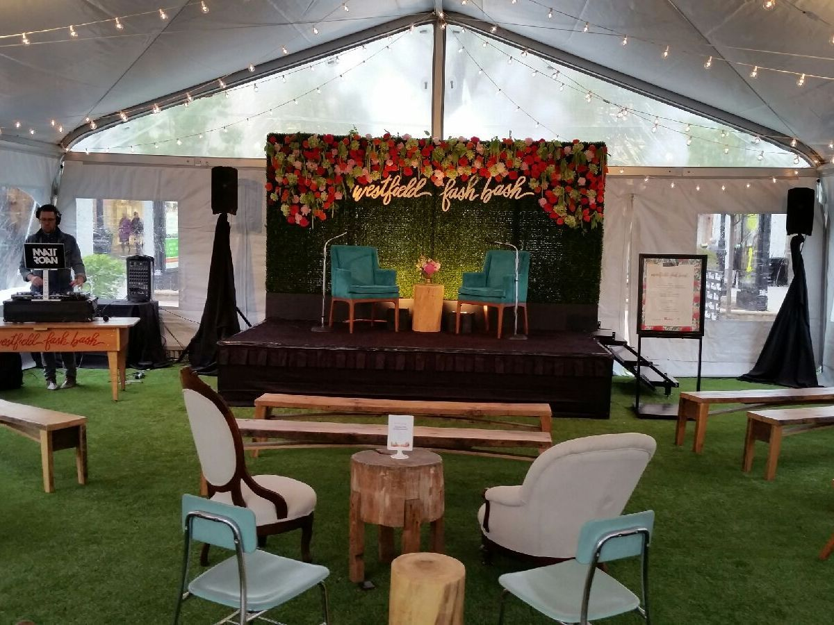 Party Rentals Chicago, Tent Rental Chicagoland, Event