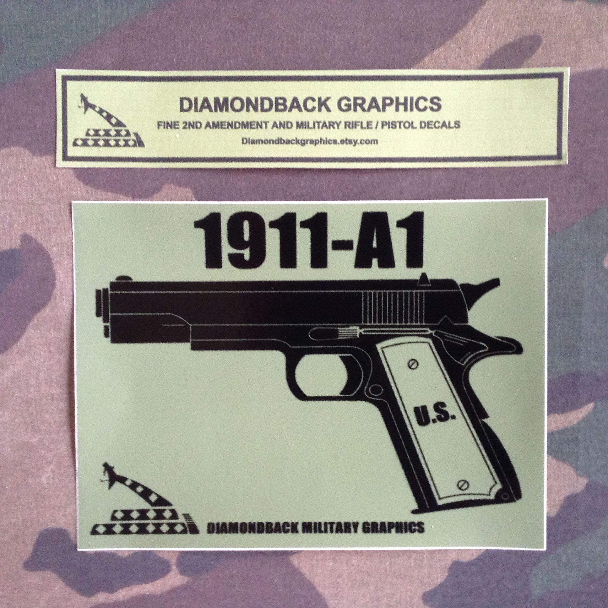 Decal Available At Diamondbackgraphicsetsycom Guns That I - Custom gun barrel stickersgun decals shotgun barrel sticker shooting ammo decal