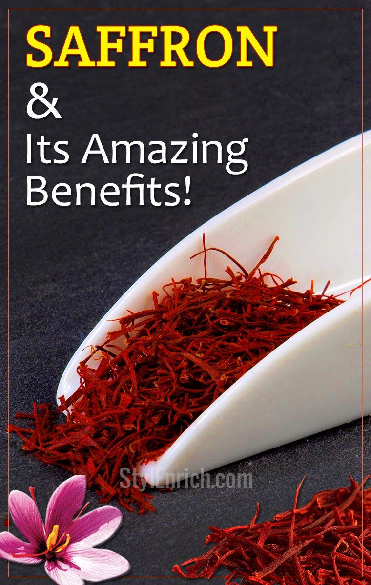 saffron uses & its amazing benefits for skin and health