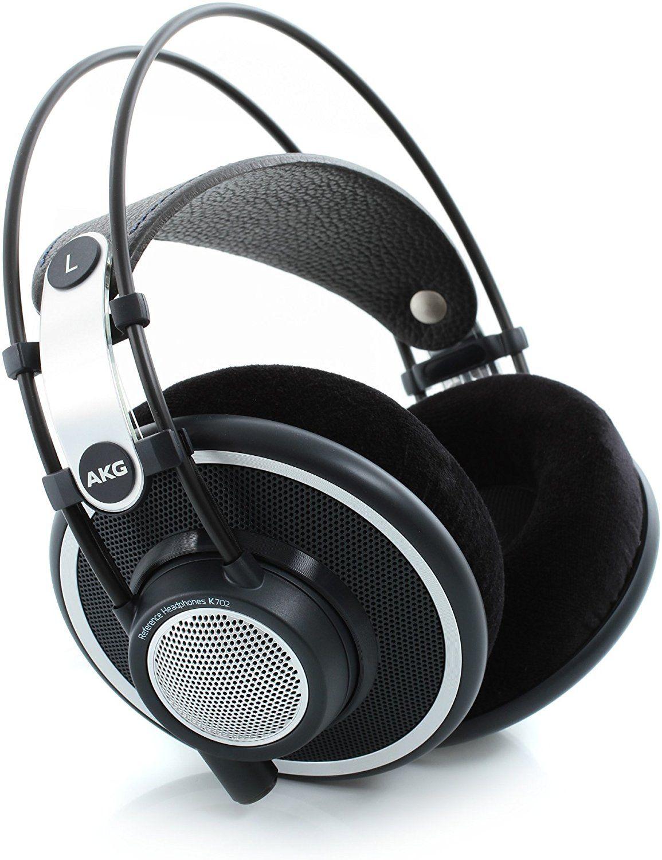 Akg K702 Dynamische Referenz Kopfhorer Offen Musikinstrumente