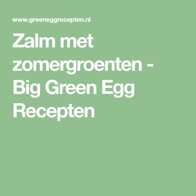 Big Green Egg   Provençaalse groentespiesjes met romige chilidip