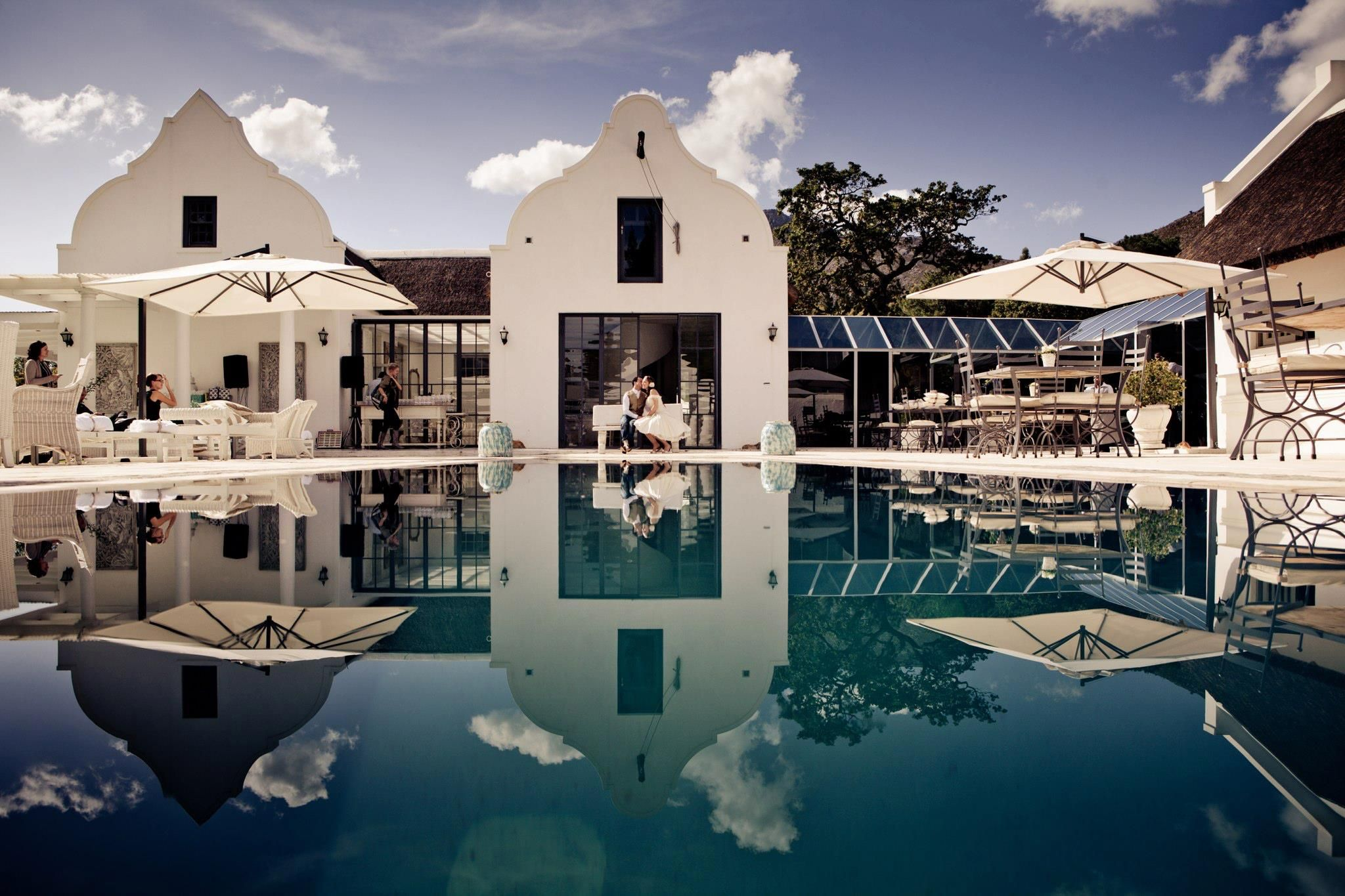Grand Dédale Elegant, secluded and luxurious winelands