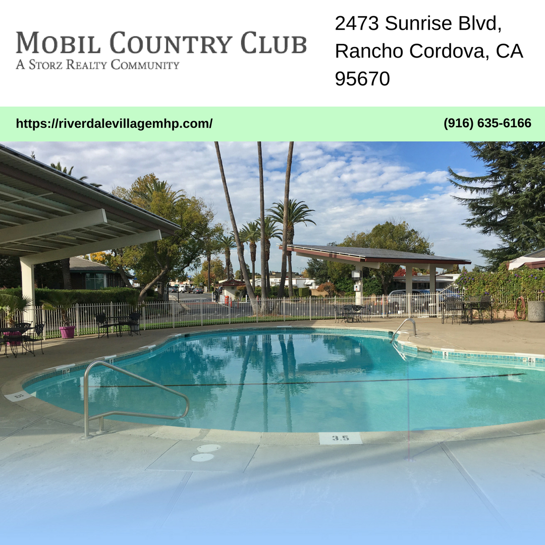 Pin By All On Real Estate Communities In California Mobile Home Parks Rancho Cordova Country