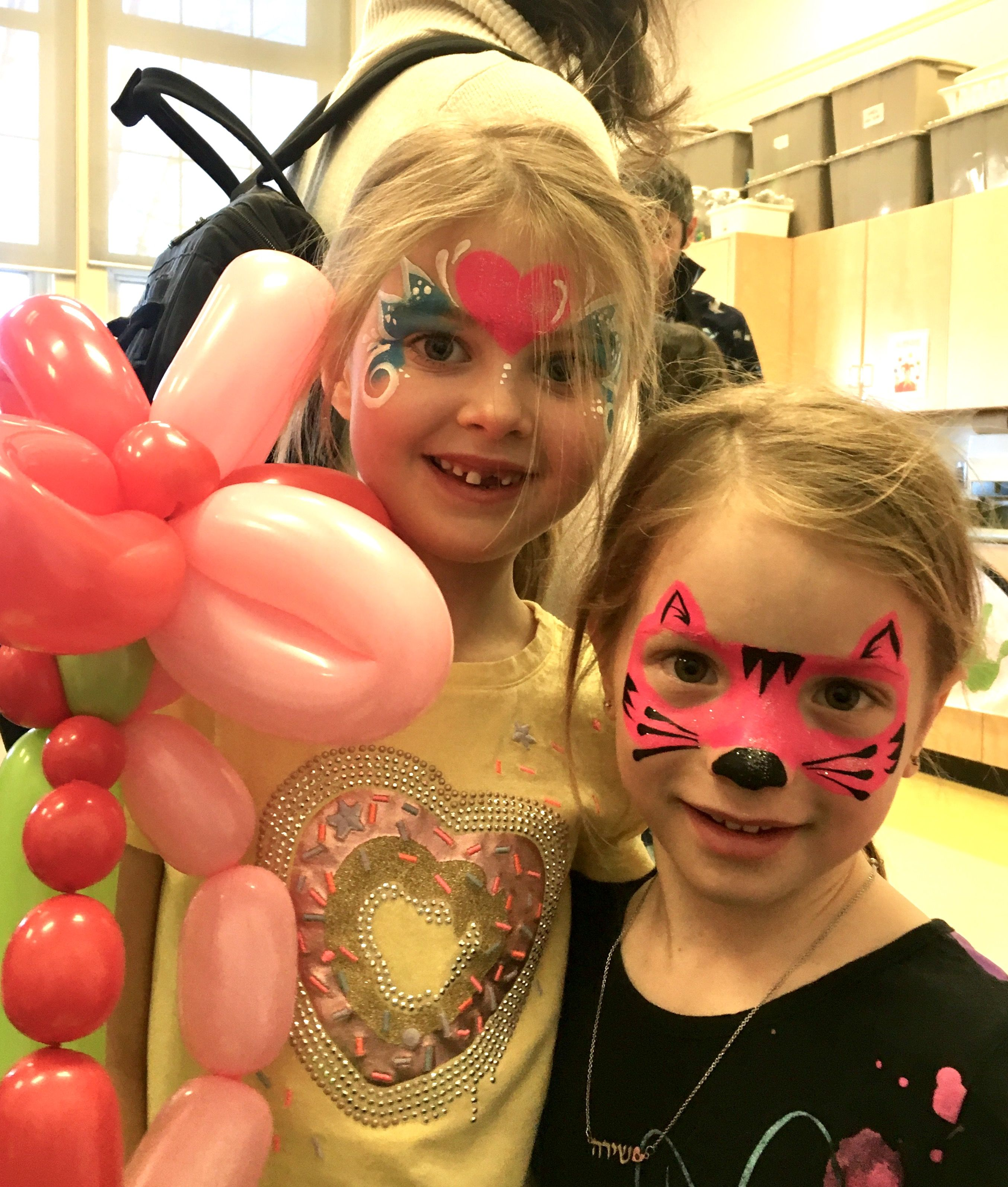 Face painting toronto the best party face painters in