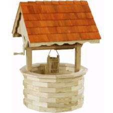 LuxCraft 6 ft. Wishing Well