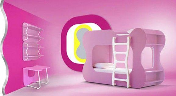 i love this bed kids room Pinterest Kids bedroom sets, Modern
