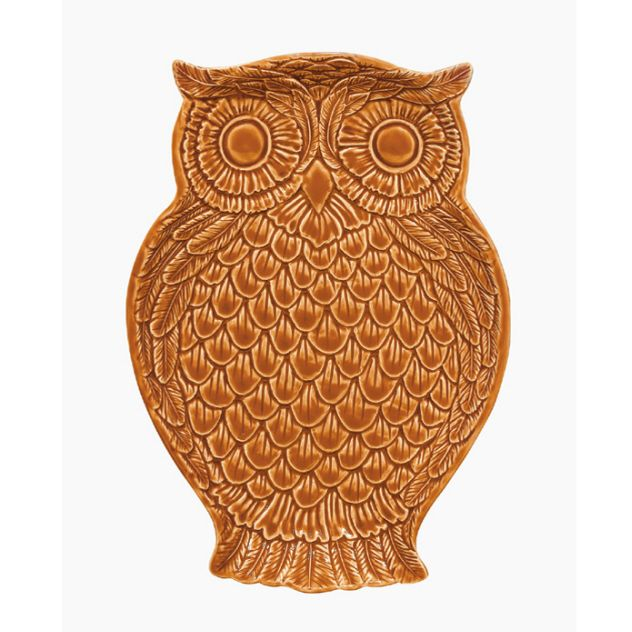 My obsession for owls carries to the Kitchen .. Love this