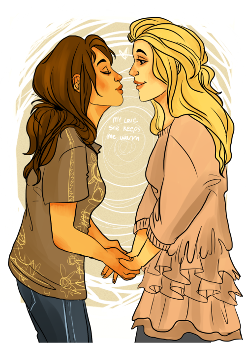 dude, these two were AB-SO-LUTELY PRECIOUS TO DRAW OH MY GOSH. I'm really bad at drawing girls, so excuse my mistakes, but wow this was super fun. For doyoupermititwho requested some eponine/cosette