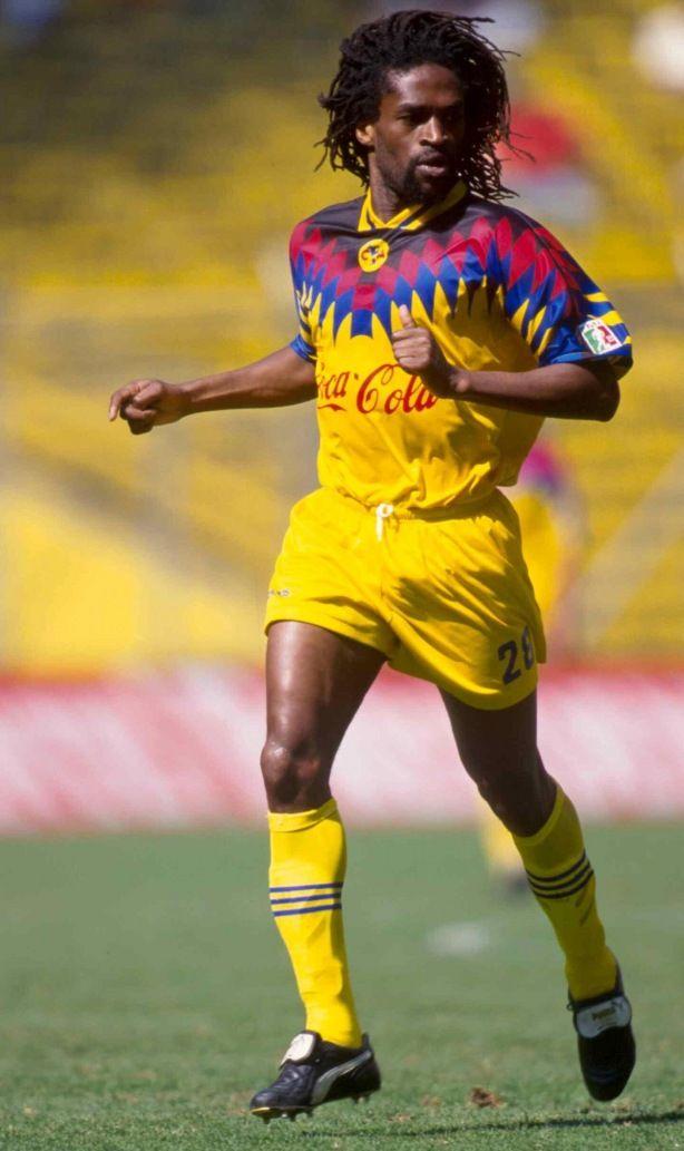 Jean Claude Pagal, América México 1995
