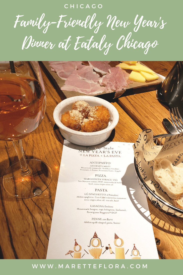 Floradise An Illinois Lifestyle Blog By Marette Flora In 2020 Eataly Family Friendly Dinners Chicago