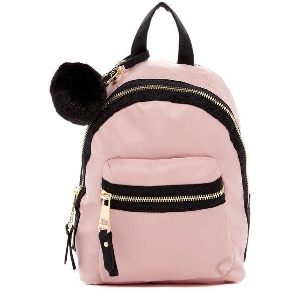 Madden Girl Bold Mini Nylon Backpack ($30