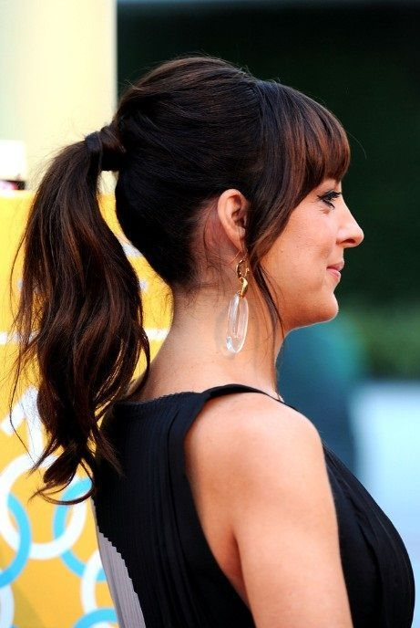 5 Best Bangs Hairstyles For Round Faces Bangs Hairstyles